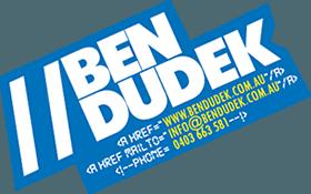 Ben Dudek Web and Multimedia