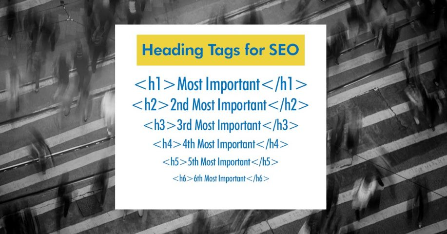 How to correctly use heading tags on your website 4