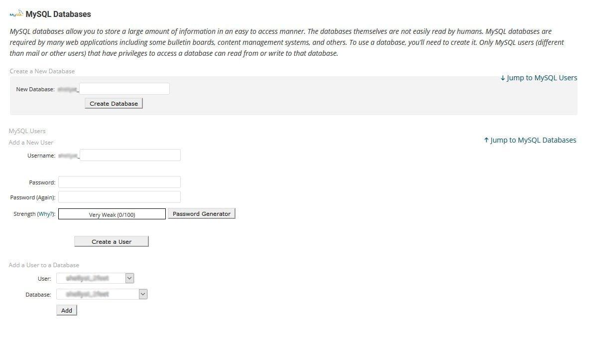 database-users